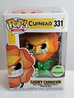 FUNKO POP 331 CAGNEY CARNATION CUPHEAD 2018 SPRING CONVENTION EXCLUSIVE