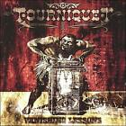 TOURNIQUET - VANISHING LESSONS NEW CD