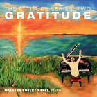 ROBERT NANCE THE ATTITUDE SERIES TWO GRATITUDE NEW CD