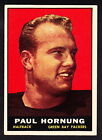 Top 10 Paul Hornung Football Cards 28