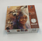 Ceaco Native Indian 1000 Piece Puzzle Poster Included Unopened