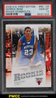 2008 Upper Deck First Edition Derrick Rose ROOKIE RC #RS-DR PSA 10 GEM MT (PWCC)
