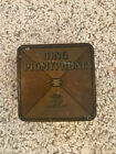 Bing Pigmyphone Tin Toy Phonograph Gramophone including toy record