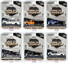 DUALLY DRIVERS SERIES 4 SET OF 6 TRUCKS 1 64 DIECAST CARS BY GREENLIGHT 46040