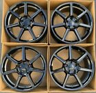 19 Aston Martin V8 Vantage OEM Factory Gloss Black Wheels Rims FRONT