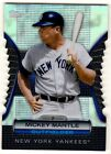 2012 Topps Golden Moments Die Cuts Mickey Mantle #GMDC7 New York Yankees