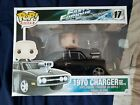 Dom Toretto with 1970 Charger Funko Pop