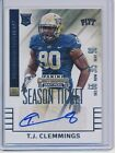 2016 Panini Pittsburgh Panthers Collegiate Trading Cards 16
