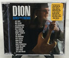 Dion Blues With Friends Music CD New Sealed 2020 Keeping the Blues Alive Records
