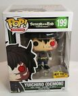 Funko Pop! Yuichiro Demon #199 HOT TOPIC EXCLUSIVE Seraph of the End