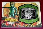 2013 Topps Mars Attacks Invasion Medallion Cards Guide 21