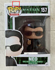 Funko Pop! Movies Matrix Neo #157 Vaulted Retired Vinyl Figure