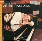 CHICO RANDALL RELAXIN' WITH MINI LP JAPAN