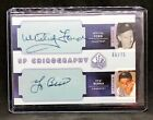 YOGI BERRA WHITEY FORD 2003 UPPER DECK SP AUTHENTIC CHIROGRAPHY AUTO AUTOGRAPHED