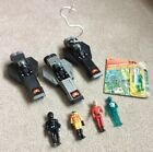 Fisher Price Adventure People Firestar 1 X Ray Man Woman Clawtron Vintage Lot