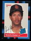 Roberto Alomar Cards, Rookie Cards and Autographed Memorabilia Guide 36