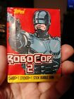 1990 Topps Robocop 2 Trading Cards 17