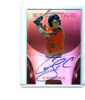 2013 Bowman Sterling Carlos Correa Ruby Autograph Card SP 78 99 ++ Nice Cards
