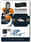Top Peyton Manning Autograph Cards to Collect 26