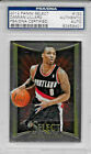 Damian Lillard Signs Exclusive Autograph Deal with Leaf Trading Cards 4