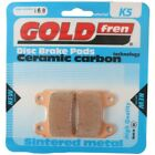 Front Disc Brake Pads for Gas Gas EC50 Boy (L/C) 2006 50cc (LC) By GOLDfren