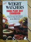 Weight Watchers New Food Plan Cook Book by Jean Nidetch Hardback Book 1982