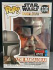 Funko Pop The Mandalorian #330 NYCC Fall Convention Shared Exclusive NIB