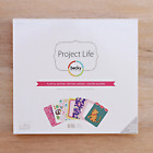 Project Life by Becky Higgins PLAYFUL EDITION 102 Cards Partial Core Kit