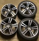 Porsche Panamera 20 OEM Wheels Rims Set