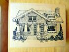 CRAFTSMAN HOUSE Rubber Stamp PSX Heirloom Limited Edition PreOwned HC 1947 EXC