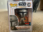 Funko Pop Star Wars The Mandalorian #330 NYCC 2019 Exclusive with Hard Stack