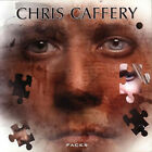 CHRIS CAFFERY - FACES 2 CD GOD DAMN WAR Savatage Trans Siberian Orchestra