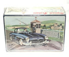 AMT Mercedes 300 SL Gullwing Coupe Autobahn Trophy Series Polizei Police Diorama