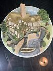David Winter Cottages On The Riverbank #210 NIB Perfect