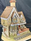David Winter Cottages The Station Master's House 2000 Guild Mem Only NIB Perfect