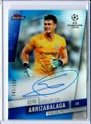 2019-20 Topps Finest UEFA Champions League Soccer Cards 35