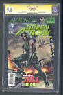 Green Arrow #17 CGC 9.8 SS Jeff Lemire First Magus and Komodo NM+ M