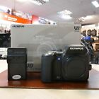 Used Olympus E-500 4/3 DSLR Body (2095 actuations) - 1 YEAR GTEE
