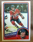 Chris Chelios Rookie Cards and Autograph Memorabilia Buying Guide 20