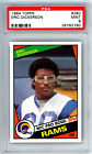 1984 Topps Football Eric Dickerson ROOKIE RC #280 PSA 9 MINT