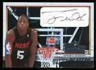 Top Dwyane Wade Rookie Autograph Cards to Collect 20
