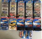 Hot wheels Lot With 1 Error And 3 Mystery Cars