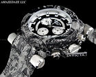 Invicta Men 52mm Coalition Forces Swiss Chrono GRAFFITI HYDROPLATED SS Watch !!