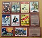 2012 Cult Stuff Military Propaganda & Posters Series 1 Trading Cards 10
