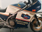 Tamiya Honda VF750F Plastic Model 1:12 scale - fully completed, Rothmans colours