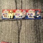 Beanie Baby Political Collection McDonald's American Trio + Lefty and Righty Ty