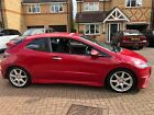 LARGER PHOTOS: 2008/57 HONDA CIVIC 2.0 TYPE R GT 3DR RED AC ALLOYS 118K FSH