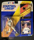 1992 Starting Lineup Figure MLB Craig Biggio Houston Astros w/Poster-Rookie