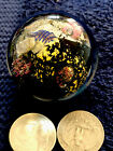 Josh Simpson Planet Earth 2 Inches Signed JOSH 02Spectacular Stunning With Stand