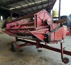 Massey ferguson Combine header and Trolley